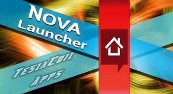 Nova Launcher – лаунчер для Android после 4.0