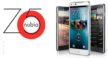 ZTE Nubia Z5 – представлен официально