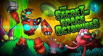 The Secret Of Space Octopuses – увлекательный скролл