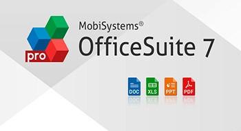 OfficeSuite Pro 7 (PDF & HD) – лучший офисный пакет