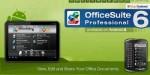Офисный пакет OfficeSuite Pro 6 + (PDF & HD)