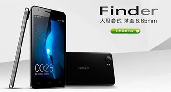 Oppo Finder – качественный смартфон из Китая