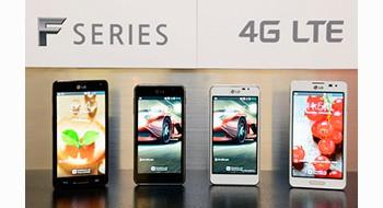 LG анонсировала новые смартфоны Optimus F5 и Optimus F7