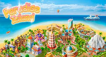 Paradise Island – построй собственный рай