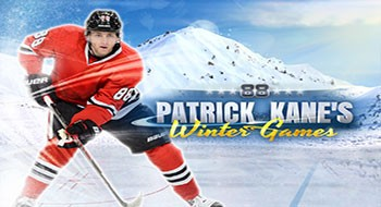 Patrick Kane's Winter Games – мощный хоккей
