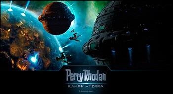 Perry Rhodan: Kampf um Terra – космические войны