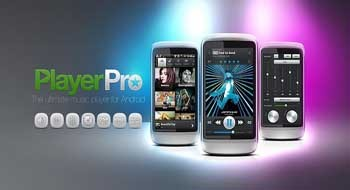 PlayerPro Music Player – музыкальный центр на вашем смартфоне
