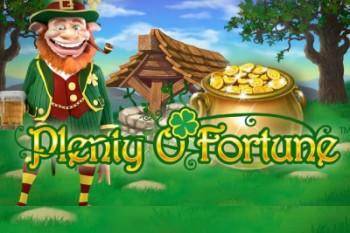 Игровой автомат Plenty O'Fortune в казино GoxBet