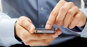 Поиск работы с помощью своего мобильного