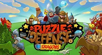 Puzzle Defense: Dragons - Защита Замка: Драконы