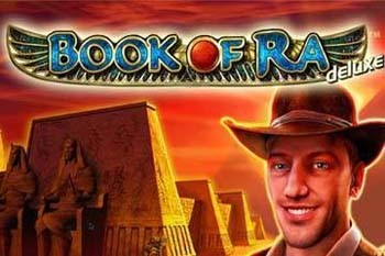 Deluxe - версия мега популярного игрового автомат Book of Ra от Novomatic