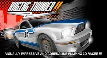 Raging Thunder 2 – мощные гонки