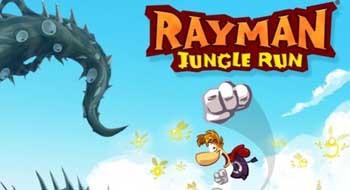 Rayman Jungle Run – увлекательный платформер