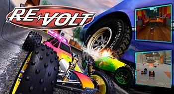 RE-VOLT Classic – ожесточенные гонки