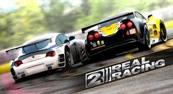 Реальные гонки с Real Racing 2