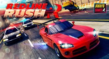 Redline Rush – отличный гоночный раннер