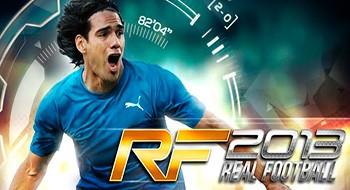 Real Football 2013 – реальный футбол