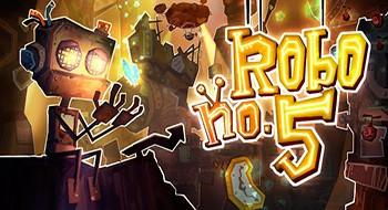 Robo5 – 3D головоломка