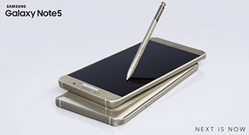 Все о популярном смартфоне Samsung Galaxy Note 5