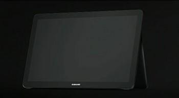 Samsung готовит новый гигантский планшет