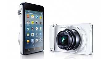 Samsung Galaxy Camera – фотоаппарат с Android 4.1