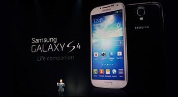 Samsung Galaxy S4 официально представлен