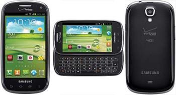 Samsung Galaxy Stratosphere II – слайдер с большой клавиатурой