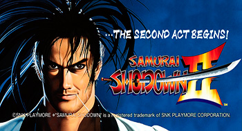 SAMURAI SHOTDOWN II – сражения древних воинов
