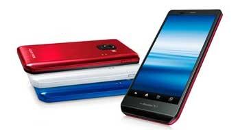 Sharp Aquos Phone Zeta SH-02E – первый смартфон с IGZO дисплеем