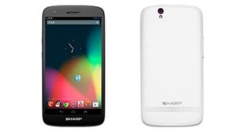 Sharp Aquos Phone SH930W – первый смартфон в России с дисплеем FullHD