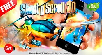 Shoot'n'Scroll 3D – вертолетные баталии