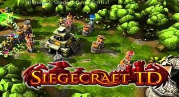 Siegecraft TD – лучшая оборона башен