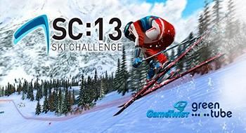 Ski Challenge 13 – экстремальный лыжный спуск