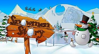 Snowmen Story Dark Side – снеговики вперед