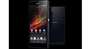 Sony Xperia Z – новый флагман с FullHD дисплеем