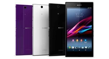 Sony Xperia Z Ultra – очень большой смартфон с FullHD разрешением