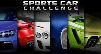 Sports Car Challenge – прокатись на лучших мировых автомобилях