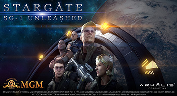 Stargate SG-1: Unleashed Ep 1