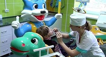 Как найти детского стоматолога?
