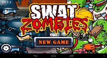 SWAT and Zombies – спецназ и зомби