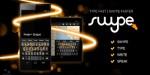 Swype – отличный аналог стандартной клавиатуре