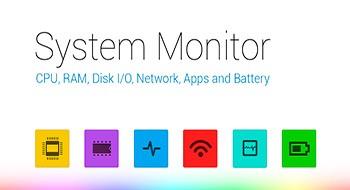 System Monitor – системный монитор для Андроид