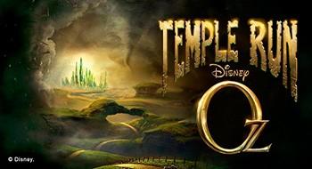 Temple Run: Oz – ранер в стране Оз