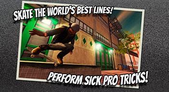 Tech Deck Skateboarding – прокатись на скейте