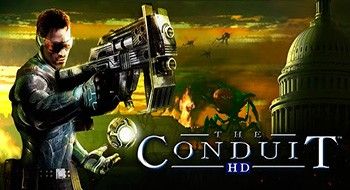 The Conduit HD – реальный шутер