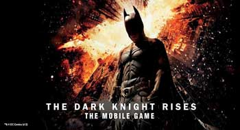 The Dark Knight Rises – приключения Бетмена на твоем смортфоне