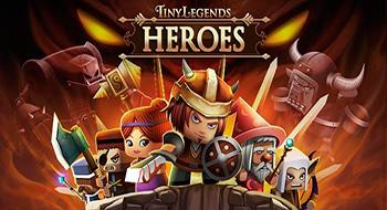 Tiny Legends: Heroes – превосходная RPG