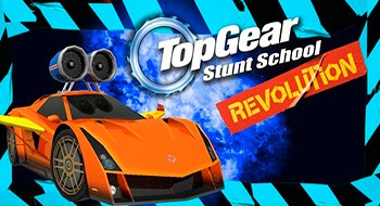 Top Gear Stunt School Revolution – отличные гонки