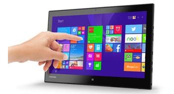 Планшет Toshiba Portege WT20 с Windows 8.1 Pro поступил в продажу