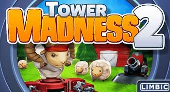 TowerMadness 2 – спасай овец